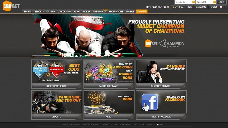 188Bet Indonesia - Bandar Judi Online