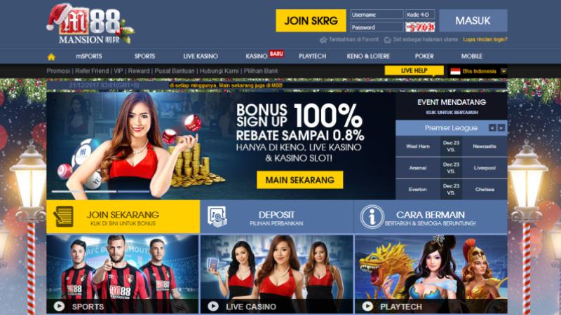 M88BET - Bandar Judi Online Indonesia